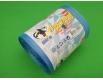 Мусорный пакет 35литров (100шт) Супер прочные (синие) (1 рул)