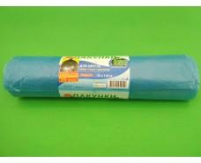Мусорный пакет 120литров (25шт LD) Супер Торба (1 рул)