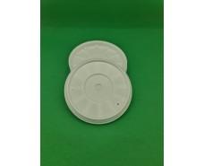 Крышка из вспененного полистирола к суповым емкостям (300-360 мл) (500 шт)