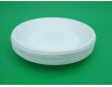 Одноразовая тарелка дисертная ,глубокая  172мм  (50 шт)