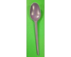 Ложка столовая пластиковая   СПГ цветная (100 шт)
