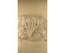 Ложка одноразовая чайная  СУПЕР  Юнита (100 шт)