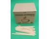 Мешалка ( ЭКО) Деревянная  14см 1000 в коробке (1 пачка)