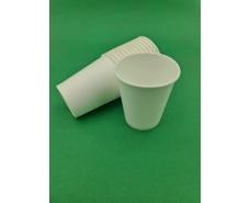 Стакан  бумажный 175мл белый  (Маэстро) (50 шт)