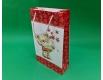Бумажный пакет подарочный Средний 17/26/8 (артSV-044) (12 шт)
