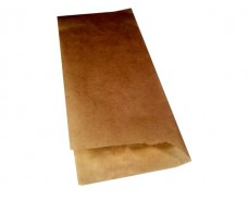 """Пакет бумажный """"Хот-дог""""10х22см коричн. (2000 шт)"""