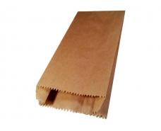 Пакет бумажный 10/4*19 коричневый (1000 шт)