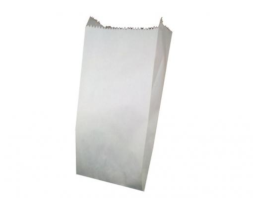 Пакет бумажный 10/4*21 Белый (1000 шт)