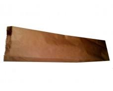 Пакет бумажный 10/4*40 коричневый (1000 шт)