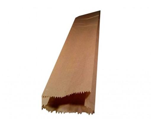 Пакет бумажный 10/4*53 коричневый (1000 шт)
