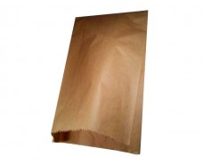 Пакет бумажный 22/6*36 коричневый (1000 шт)