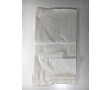 Пакет бумажный 25/8*44 белый (1000 шт)