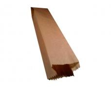 Пакет бумажный 8/6*40 коричневый (1000 шт)