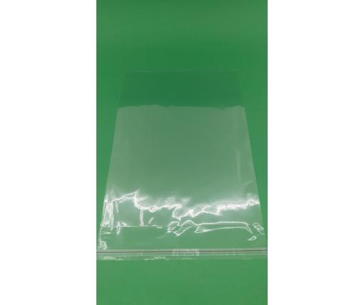 Пакет прозрачный полипропиленовый + скотч  23*30+4\25мк +скотч (1000 шт)
