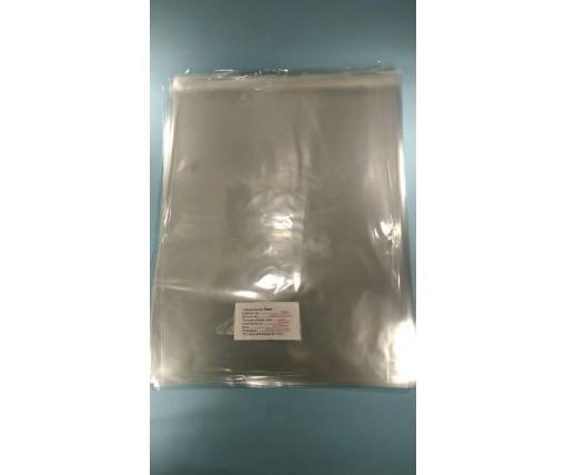 Пакет прозрачный полипропиленовый + скотч  40*48+4\25мк +скотч (1000 шт)