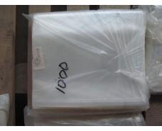 Пакет прозрачный полипропиленовый + скотч   6*9+4\25мк +скотч (1000 шт)