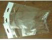 Пакет прозрачный полипропиленовый + скотчк  9*15+3\25мк +скотч(+еврослот3,5) (1000 шт)
