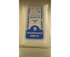 Фасовочный пакет №9 (26х35) 0,6кг Экономка МЕГАПЛАСТ (1 пач)