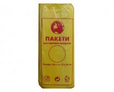 Фасовочный пакет №9 (26х35) 1кг Желтые 800шт Пакеты