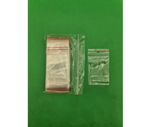 .Пакет с замком zipp  5x7 польские(100шт) (1 пач)