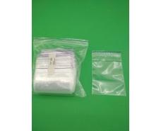 Пакет с замком Zip-lock  7х10(100шт) (1 пач)