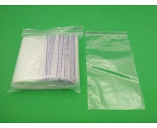 Пакет с замком zipp 10х18(100шт) (1 пач)