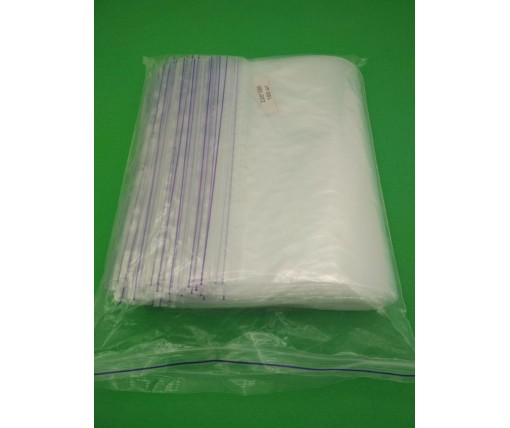 Пакет с замком Zip-lock 22х28(100шт) (1 пач)