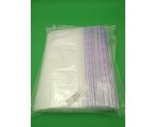 Пакет с замком zipp 25х30(100шт) (1 пач)