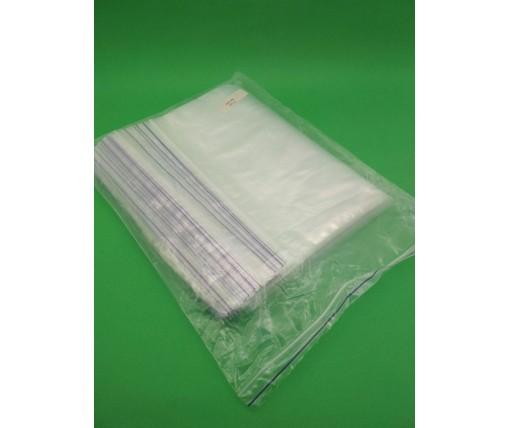 Пакет с замком Zip-lock 30х40(100шт) (1 пач)