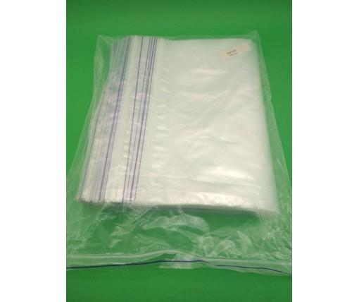 Пакет с замком Zip-lock 35х45(100шт) (1 пач)