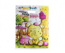 Пакет с вырубной ручкой Подарочный (30*40) №21 китай (100шт) (1 пач)