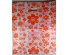 Пакет с вырубной ручкой Подарочный (50*60) № 6 китай (100шт) (1 пач)