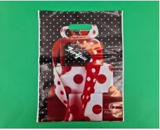 """Пакеты с вырубной ручкой (29х37""""Подарок """"Ренпако (50 шт)"""