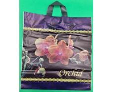 """Пакет с петлевой ручкой ср п """"Орхидея""""(38х42+3) 90мк ДПА (50 шт)"""