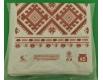Пакет майка полиэтиленовая 34*58 Вышиванка (5цветов) Комсерв (100 шт)