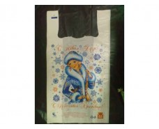 Пакет майка полиэтиленовая (тип FA)  30*55 HГ Снегурочка  ''Комсерв'' (100 шт)