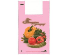 """Пакеты Майка п\э (30х50) """"Комсерв"""" Овощи (250 шт)"""