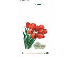 "Пакет Майка п\э (30х50) ""Комсерв"" Тюльпан (250 шт)"