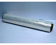Стрейч-пленка паллетная для ручной упаковки ПЕ 17мк/50см (1,40кг) арт 14\600 (1 рул)