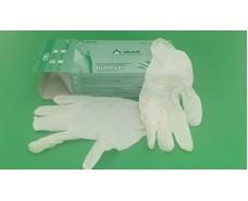 Перчатки медицинские Латексные (100шт)  S (1 пач)