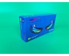 Перчатки Нитрил Синий(100шт) M (1 пач)