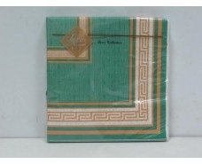 Салфетка декор (ЗЗхЗЗ, 20шт) Luxy  Греция(190) (1 пач)