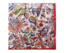 Салфетка для декора (ЗЗхЗЗ, 20шт) Luxy  Осенний узор (306) (1 пач)