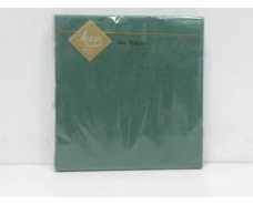 Дизайнерская салфетка (ЗЗхЗЗ, 20шт) Luxy Зеленая (3-8) (1 пач)