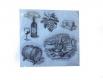 Дизайнерская салфетка (ЗЗхЗЗ, 20шт)  La Fleur Щедрые дары (102) (1 пач)