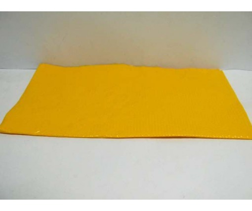 Одноразовая Скатерть (120x200) желтая (1 шт)
