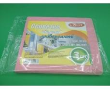 Cалфетка Вискозная (аЗ) Для Пыли  vivat (1 пач)