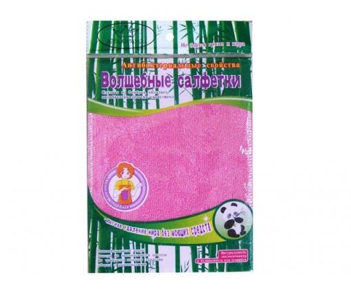 Cалфетка Бамбуковая для кухни (1 пач)