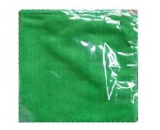 Cалфетка из Микрофибра 30*30 Зеленая  (1 шт)