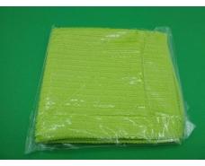 Cалфетка из Микрофибры 30*30 Салатовая  (1 шт)